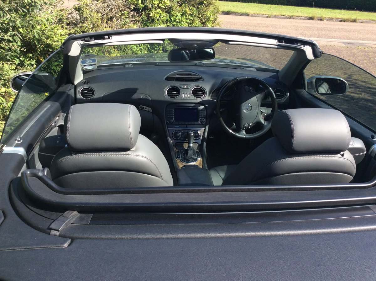 2005 Mercedes SL500 Sports For Sale (picture 6 of 6)