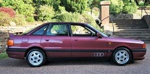 1992 AUDI 80 2.0E SPORT - 34000 MILES - RAMEI KIT  For Sale