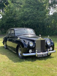 1956 Rolls Royce Silver Cloud 1 Rare and Original  For Sale