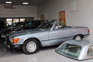 1982 Mercedes 500sl r107 auto, lovely condition! For Sale