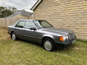 Mercedes E Class Stunning Example owned since 88
