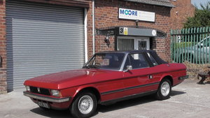 1979 Bristol 412 Convertible Excellent History For Sale