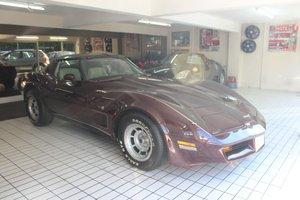 1980 Stunning Chevrolet Corvette Stingray For Sale