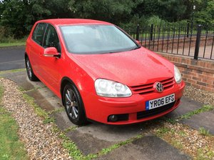 2006 Stunning vw golf gt fsi 4motion low mileage!!!