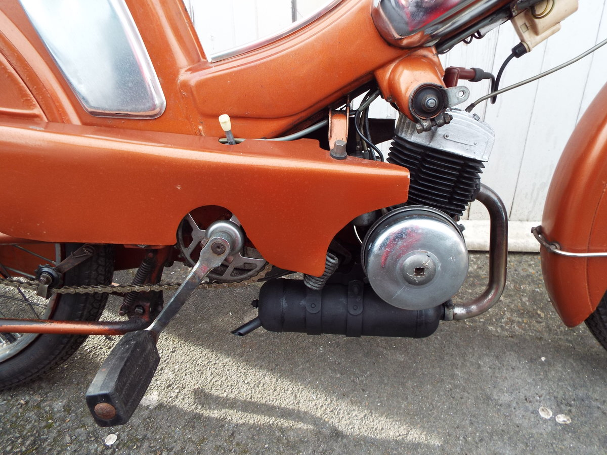 1972 Motobecane 50cc moped For Sale | Car And Classic