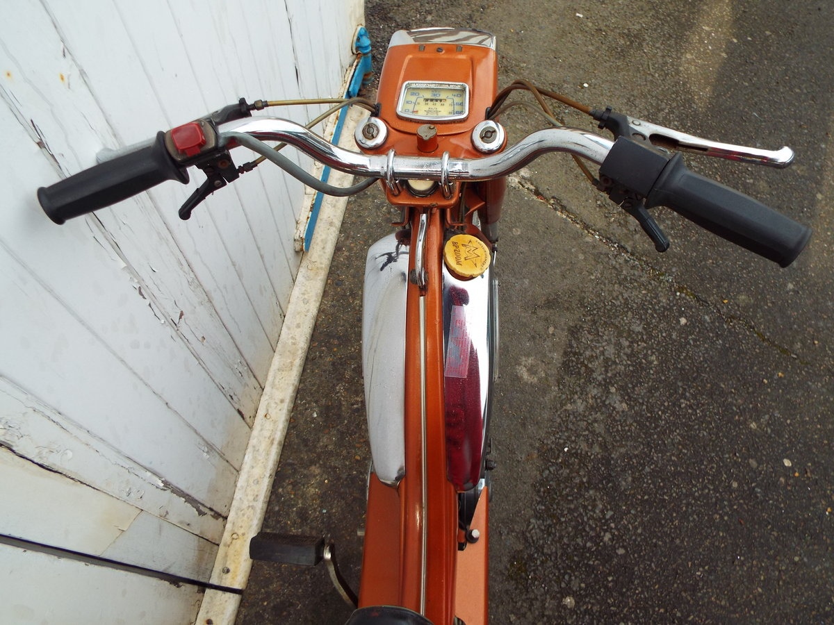 1972 Motobecane 50cc moped SOLD (picture 5 of 6)