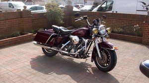 1985 Harley Davidson Tour Glide Classic