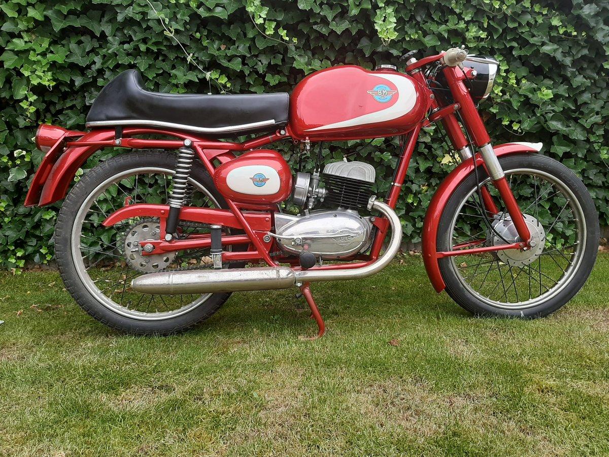 1956 Bonvicini (125cc) For Sale (picture 1 of 6)