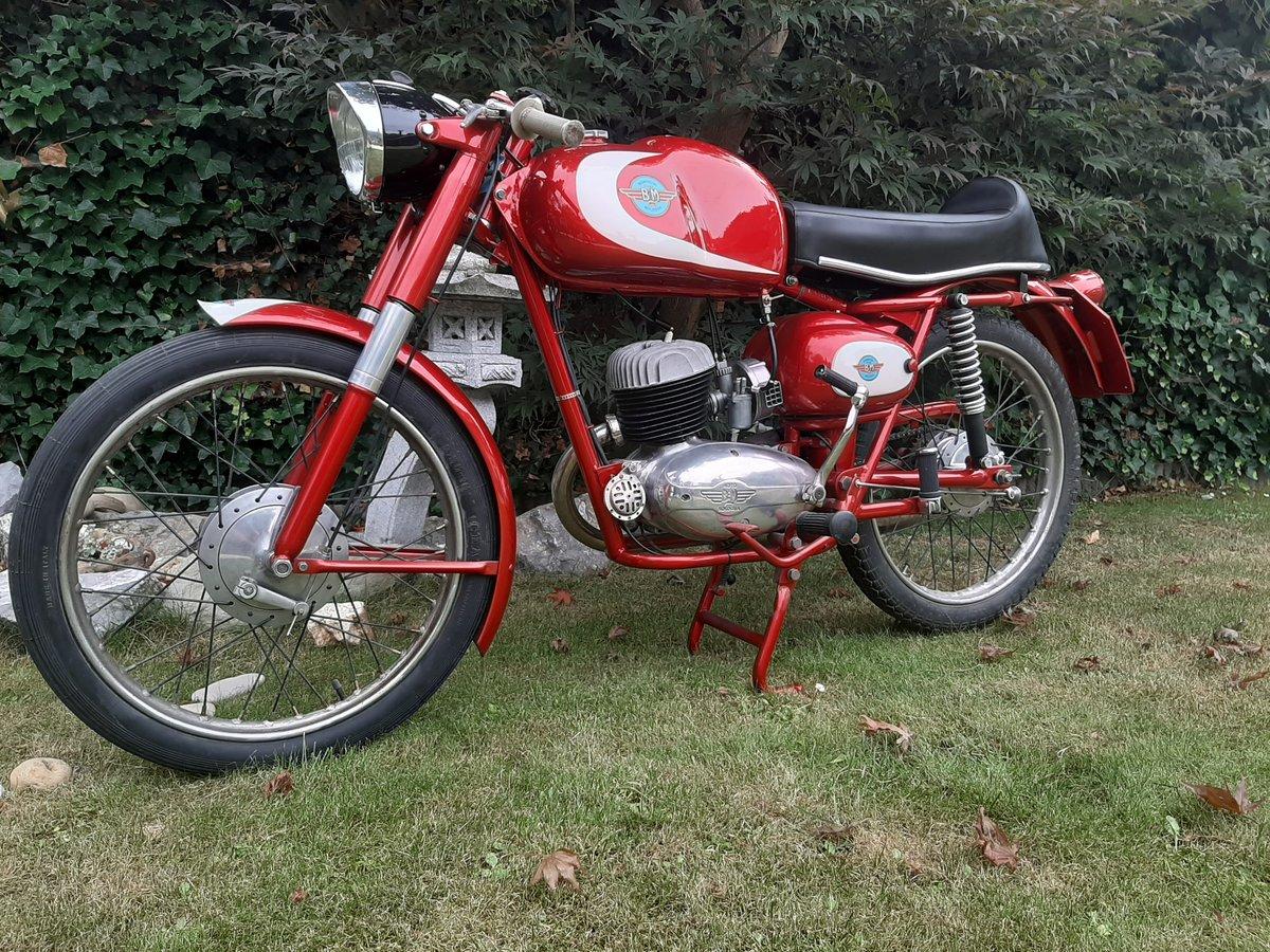 1956 Bonvicini (125cc) For Sale (picture 2 of 6)