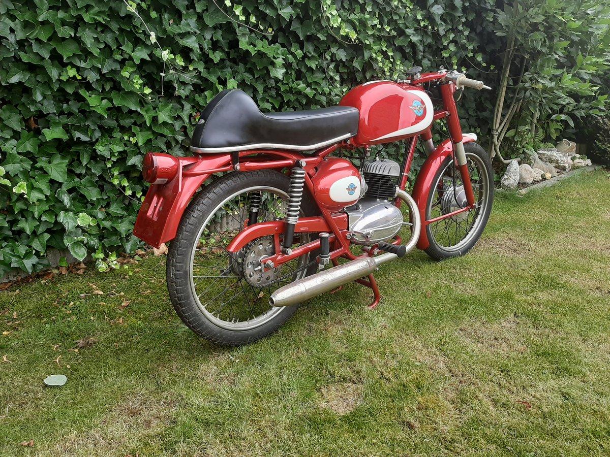 1956 Bonvicini (125cc) For Sale (picture 3 of 6)
