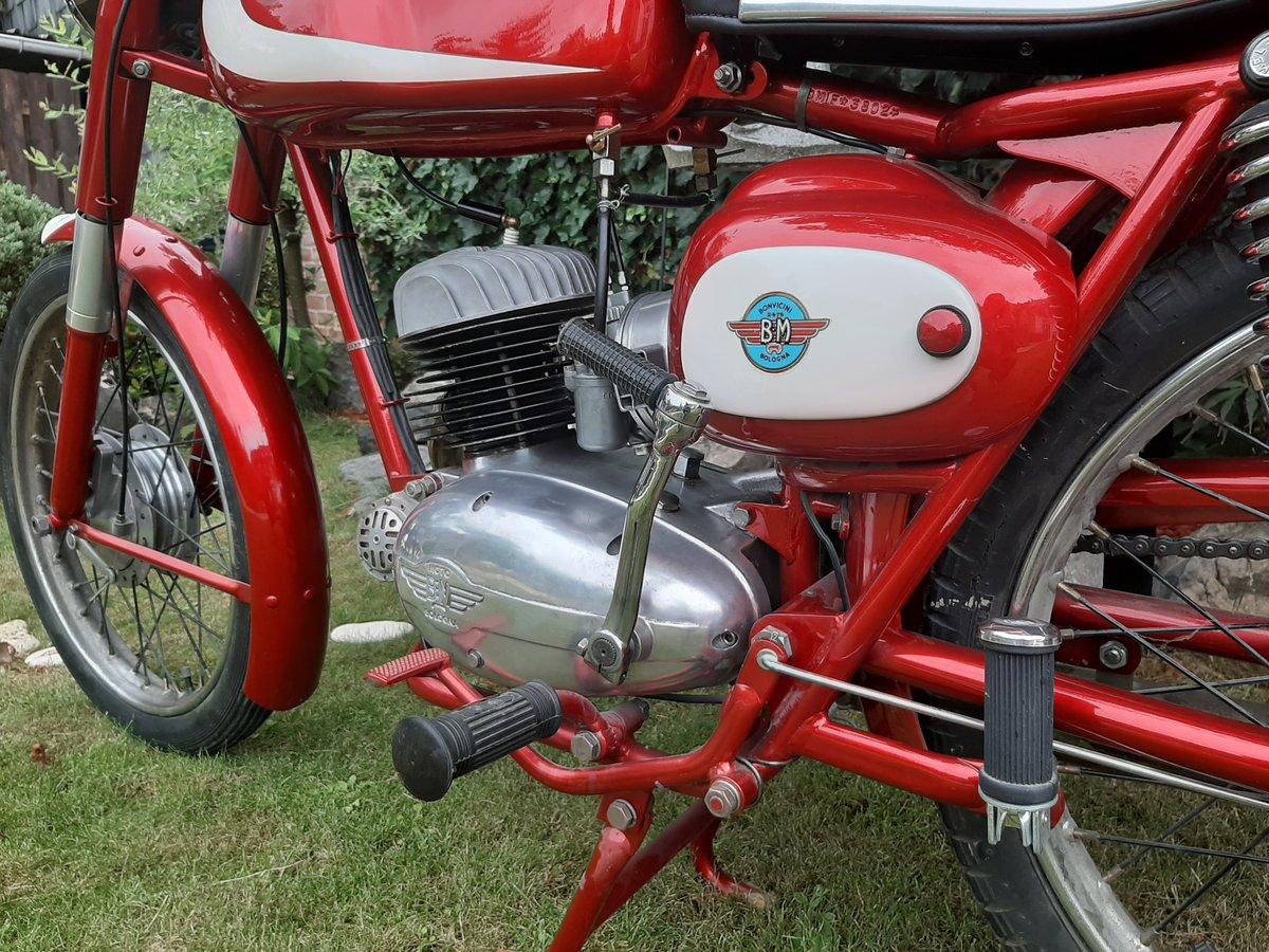 1956 Bonvicini (125cc) For Sale (picture 4 of 6)