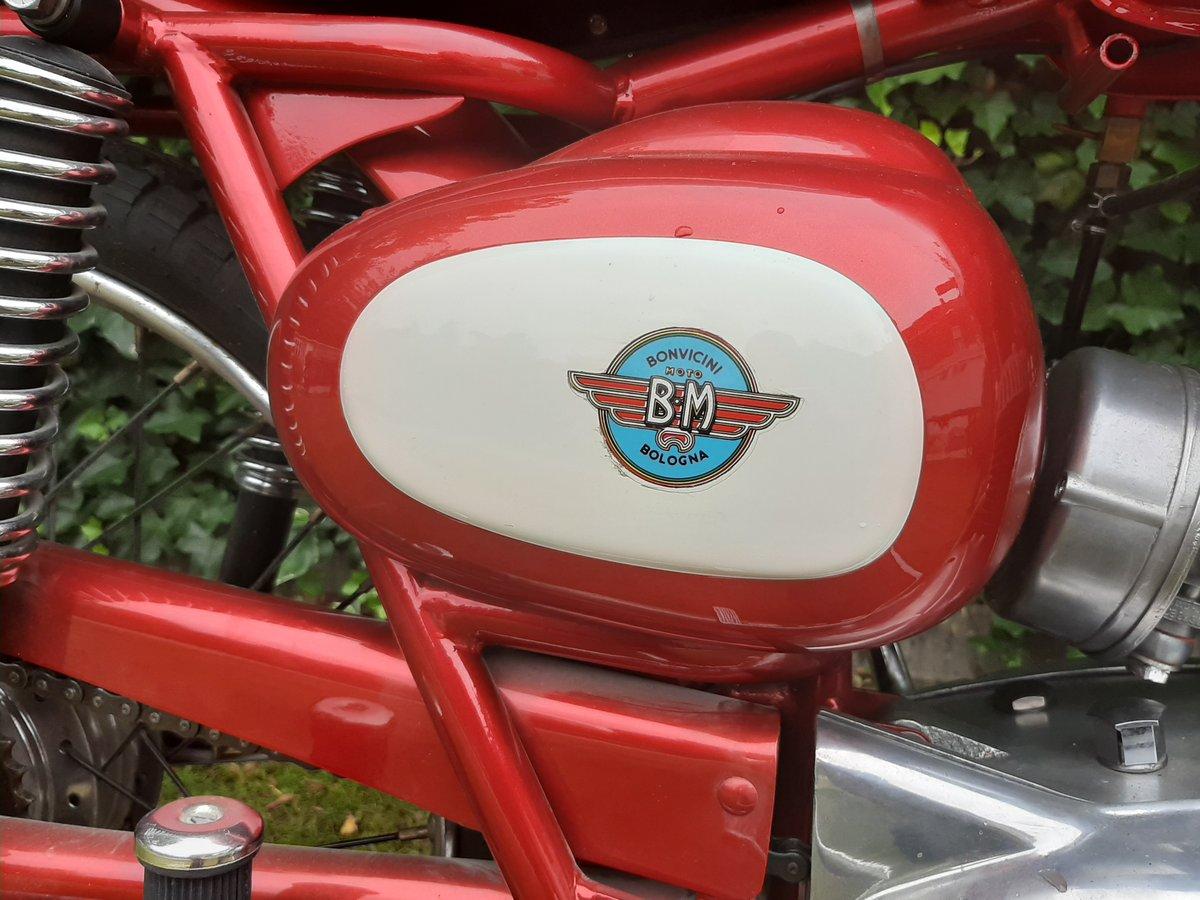 1956 Bonvicini (125cc) For Sale (picture 6 of 6)