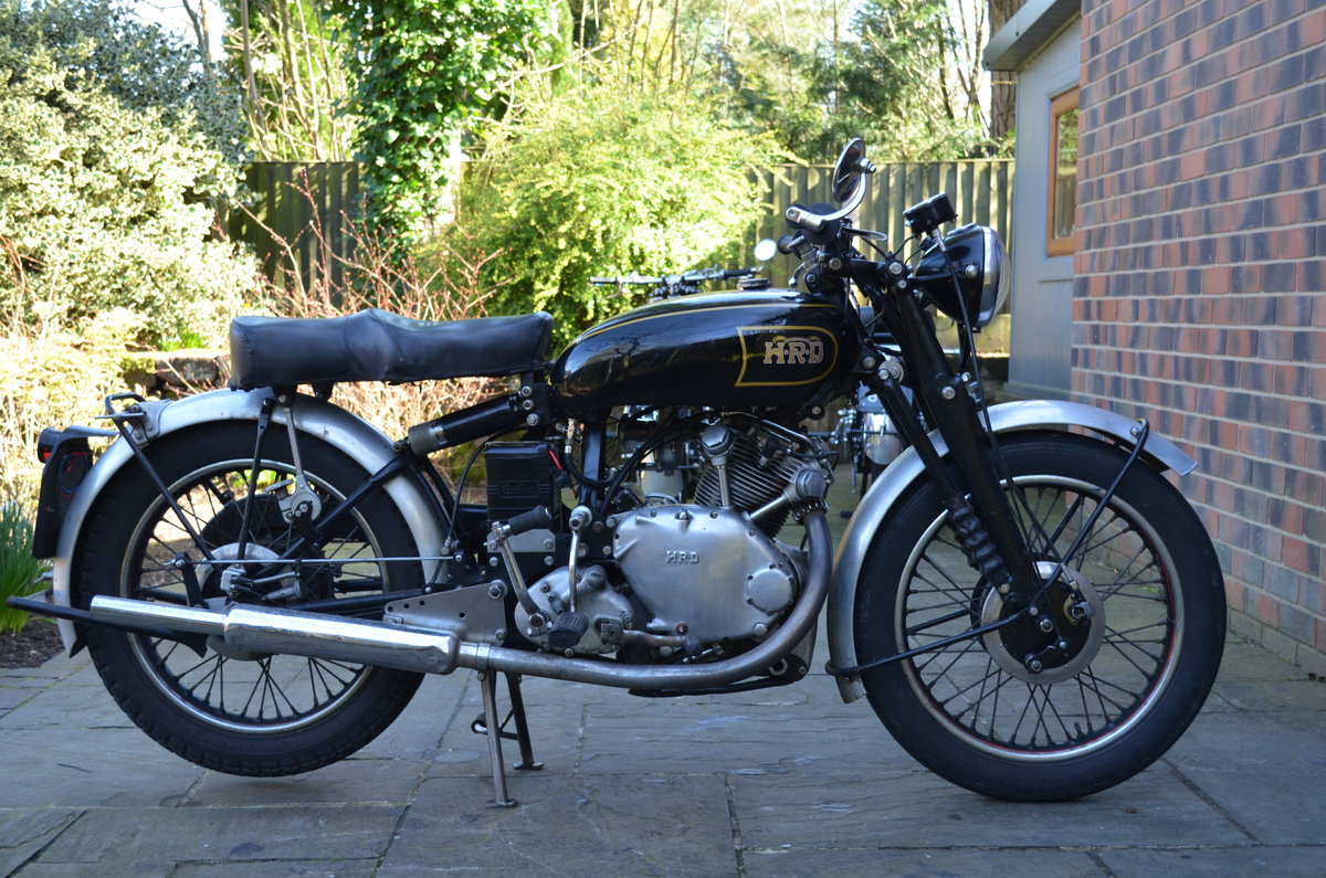 1949 Vincent HRD Comet For Sale (picture 1 of 6)