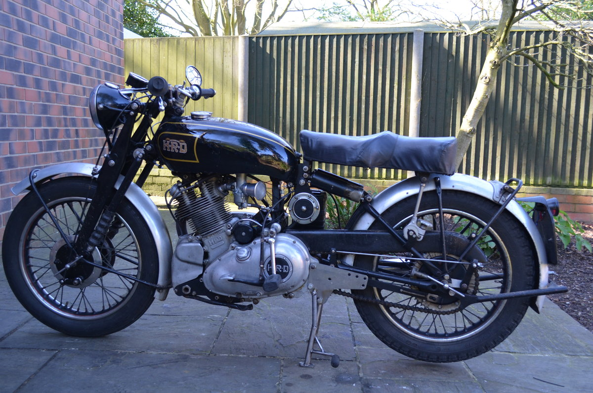 1949 Vincent HRD Comet For Sale (picture 2 of 6)
