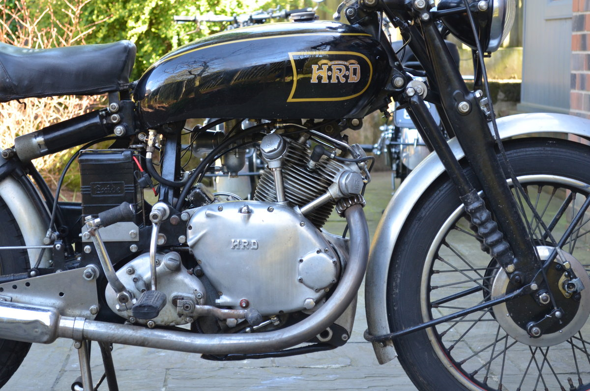 1949 Vincent HRD Comet For Sale (picture 4 of 6)