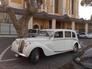 1952 DAIMLER DH 27 limousine