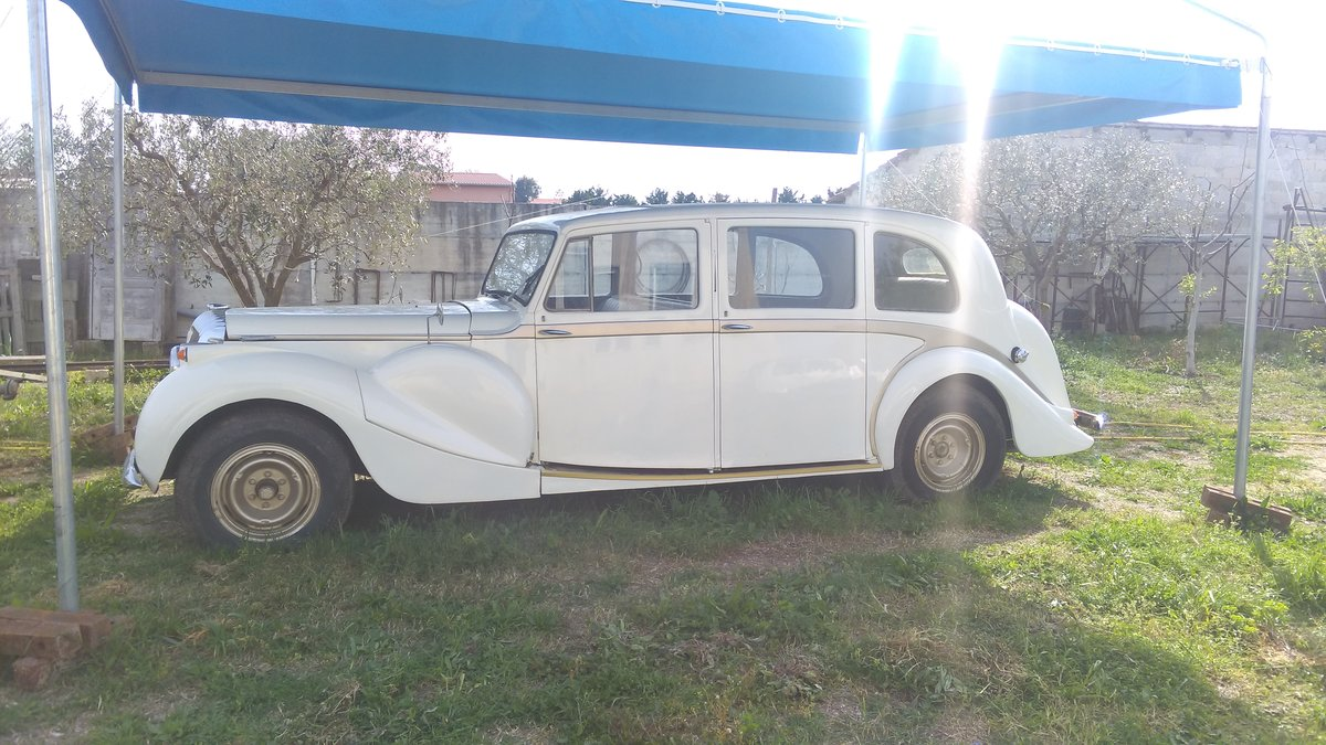 1952 DAIMLER DH 27 limousine Wanted (picture 2 of 6)