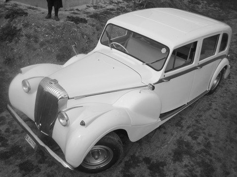 1952 DAIMLER DH 27 limousine Wanted (picture 3 of 6)