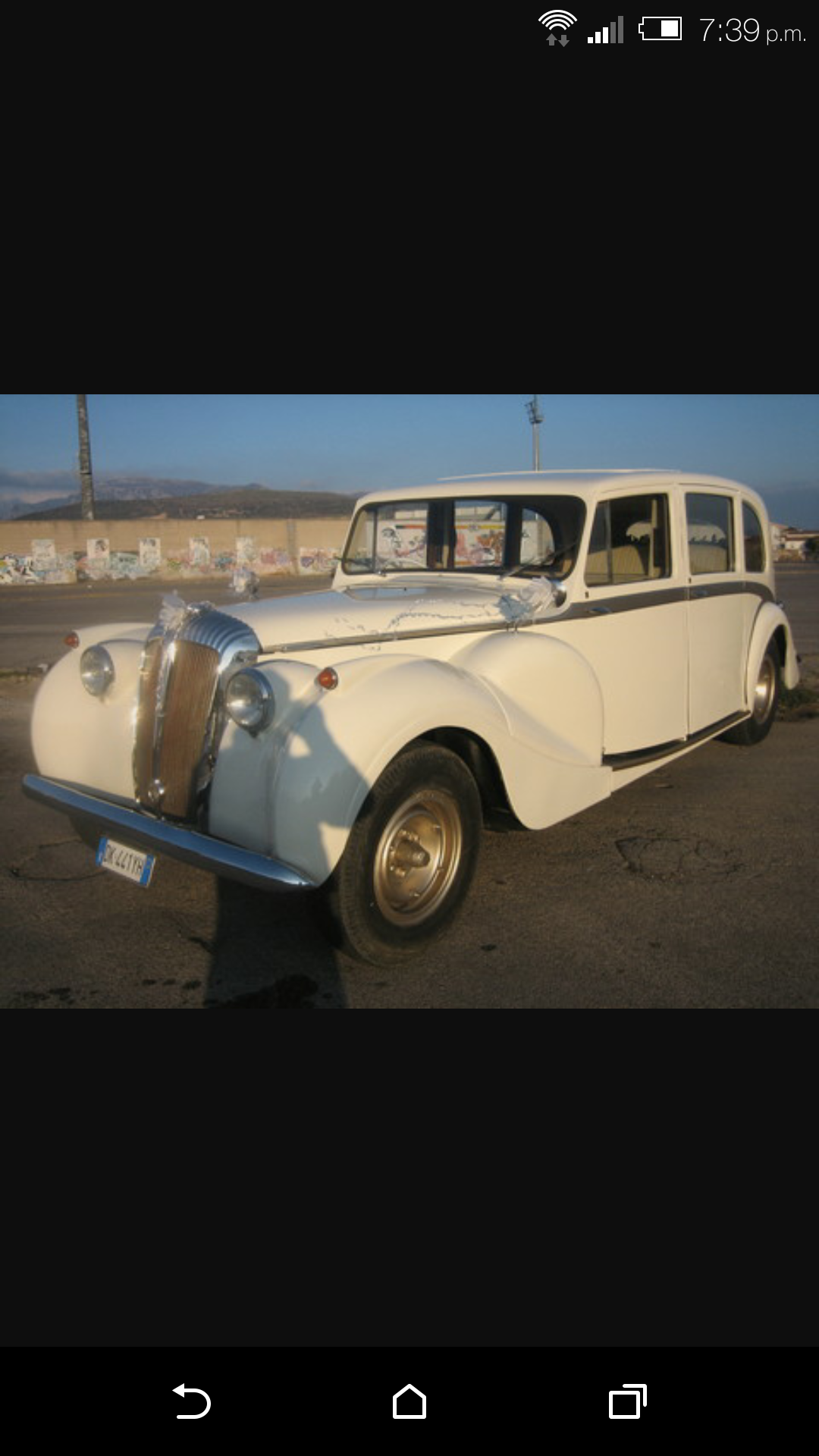1952 DAIMLER DH 27 limousine Wanted (picture 4 of 6)