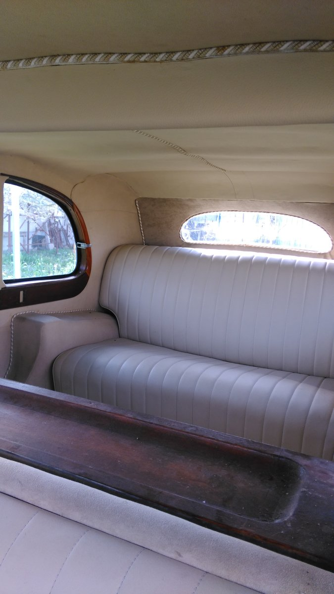 1952 DAIMLER DH 27 limousine Wanted (picture 5 of 6)