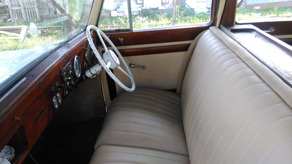 1952 DAIMLER DH 27 limousine Wanted (picture 6 of 6)