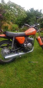 1975 Harley Davidson ss 250