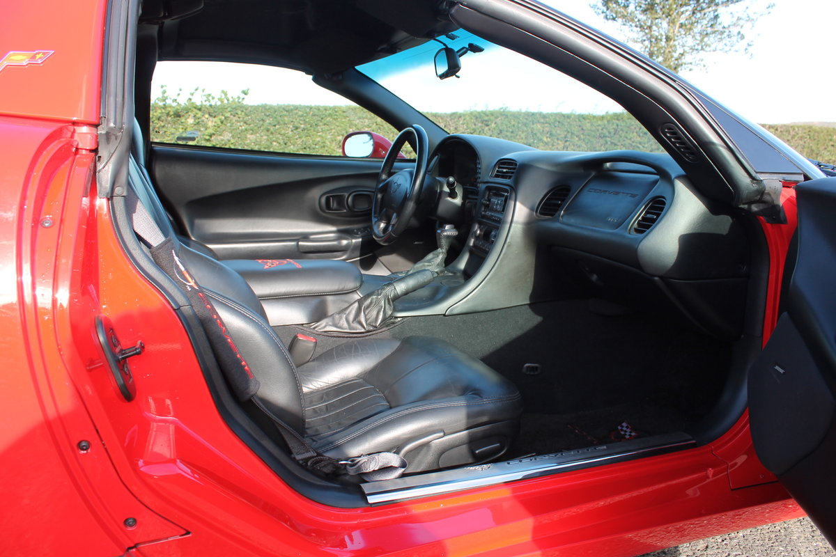 1997 Chevrolet Corvette C5 5.7L LS1 auto SOLD (picture 5 of 6)