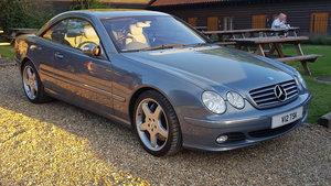 2004 Mercedes-Benz CL600 V12 Bi-Turbo 500Bhp For Sale