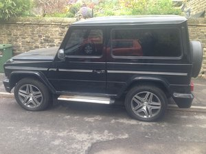 1987 Mercedes G Wagon 230GE AMG kit