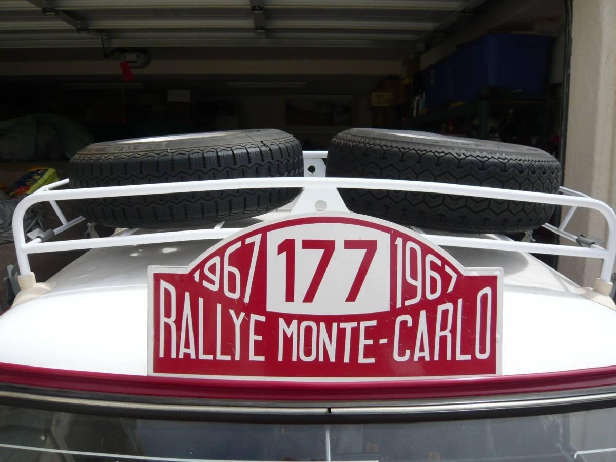 1966 Morris cooper S MK1 BMC Works Replica Monte Carlo  For Sale (picture 2 of 6)