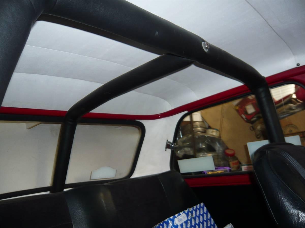 1966 Morris cooper S MK1 BMC Works Replica Monte Carlo  For Sale (picture 4 of 6)