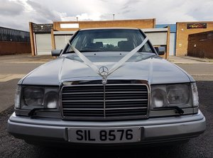 Picture of 1991 Mercedes W124 260E  auto