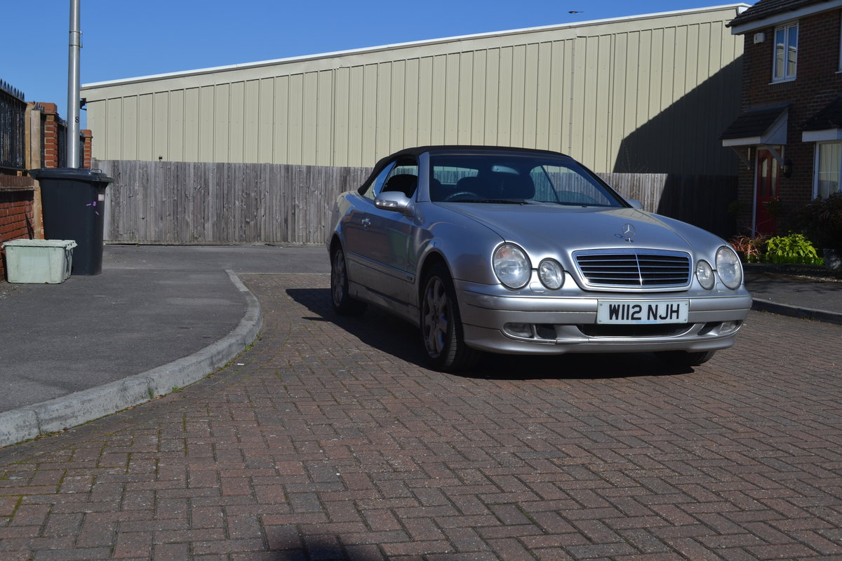 2000 Mercedes 430 CLK For Sale (picture 2 of 6)