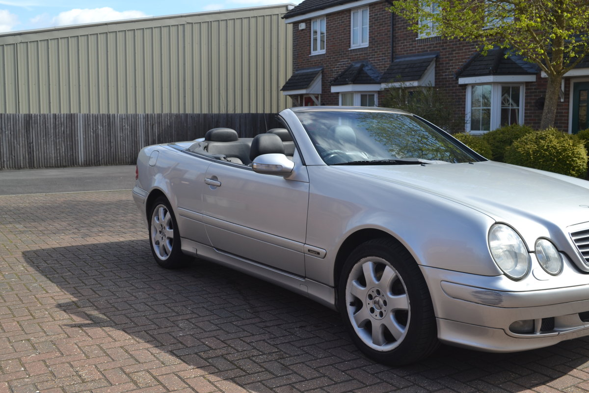 2000 Mercedes 430 CLK For Sale (picture 6 of 6)