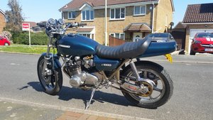 Kawasaki KZ1000 For Sale | Car and Classic