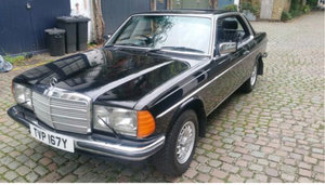 1983 Mercedes W123 230CE Coupe  For Sale