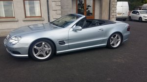 2003 Great condition Mercedes SL55 AMG For Sale