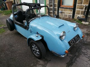 Classic ABC Three Wheel Convertible Kit Car