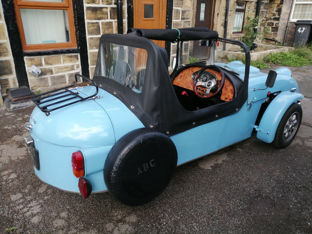 Classic ABC Three Wheel Convertible Kit Car For Sale (picture 3 of 6)