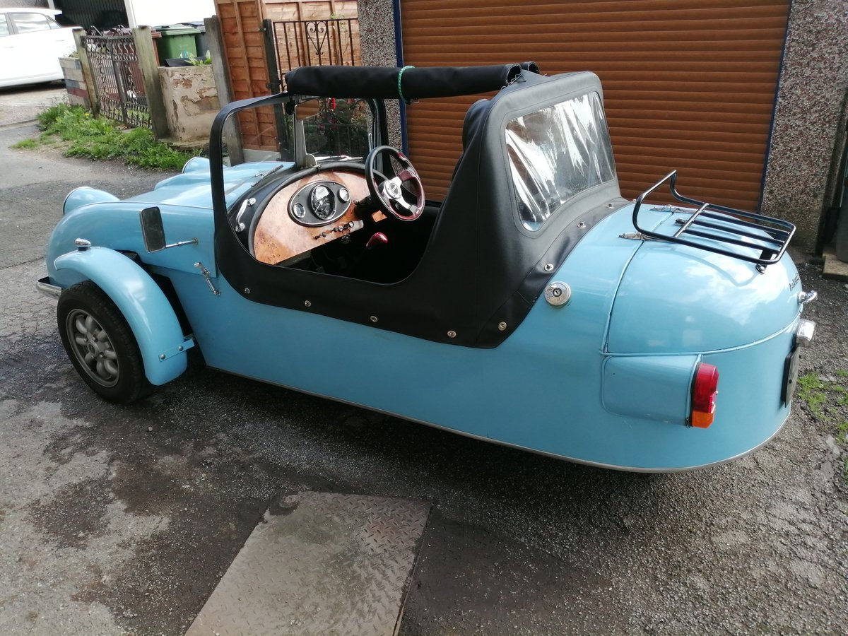 Classic ABC Three Wheel Convertible Kit Car For Sale (picture 5 of 6)