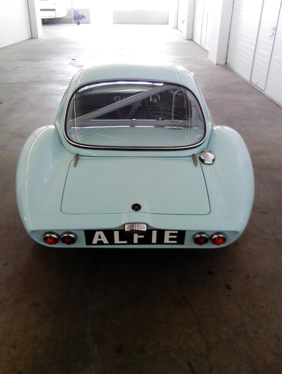 1964 Ginetta G4 round tube race car SOLD (picture 3 of 6)