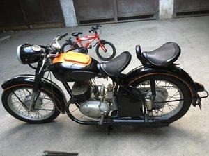 1953 Tornax Z250, 250cc, Made in W.Germany