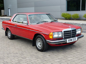 1981 Mercedes 280CE Coupe C123 Series  For Sale