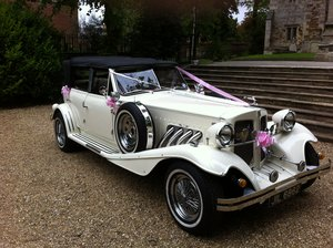 1978 Beauford Tourer 4 Door  TAX  & MOT EXEMPT