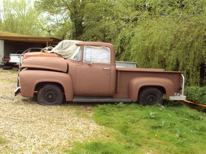 1956 ford f100 pick up For Sale