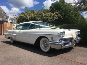 1958 Cadillac Wedding Car