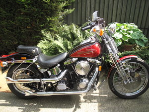 1990 Harley FXSTS Springer Softail Classic For Sale
