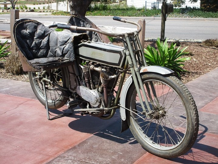 1973 FOR SALE: 1914 Harley-Davidson Model 10E For Sale (picture 1 of 3)