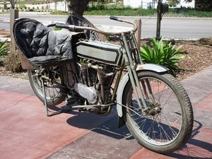 1973 FOR SALE: 1914 Harley-Davidson Model 10E For Sale
