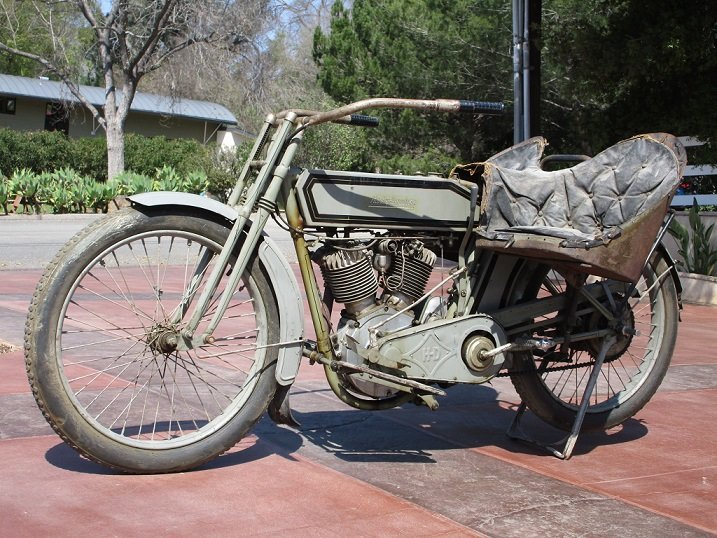 1973 FOR SALE: 1914 Harley-Davidson Model 10E For Sale (picture 3 of 3)